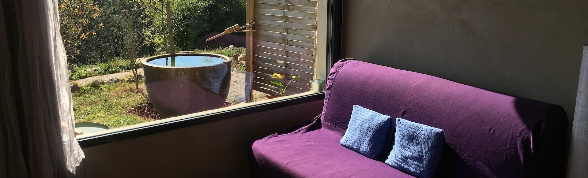 habitacion 2 sofa